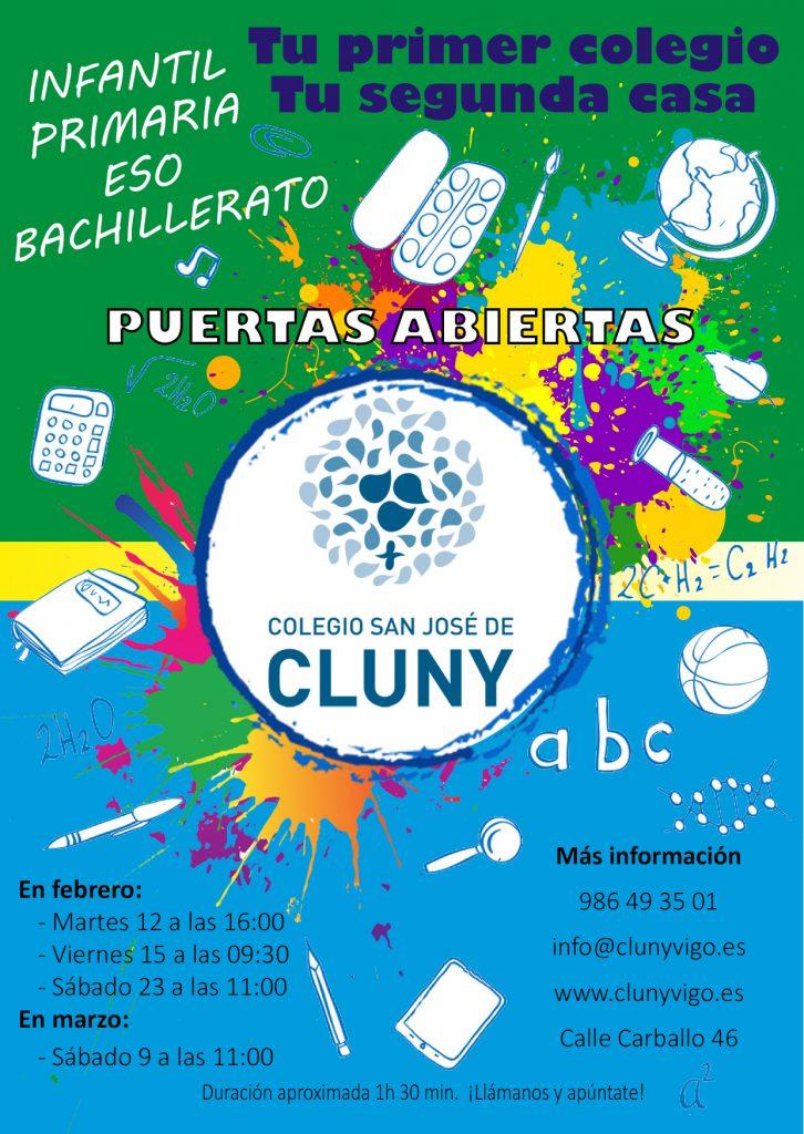 Jornada Puertas Abiertas 2019-20
